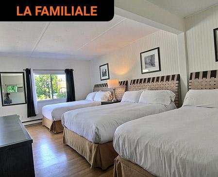 la-familiale chambre motel